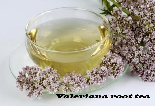 valerian root tea benefits