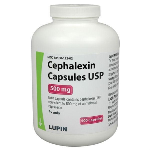 cephalexin for sinus infection