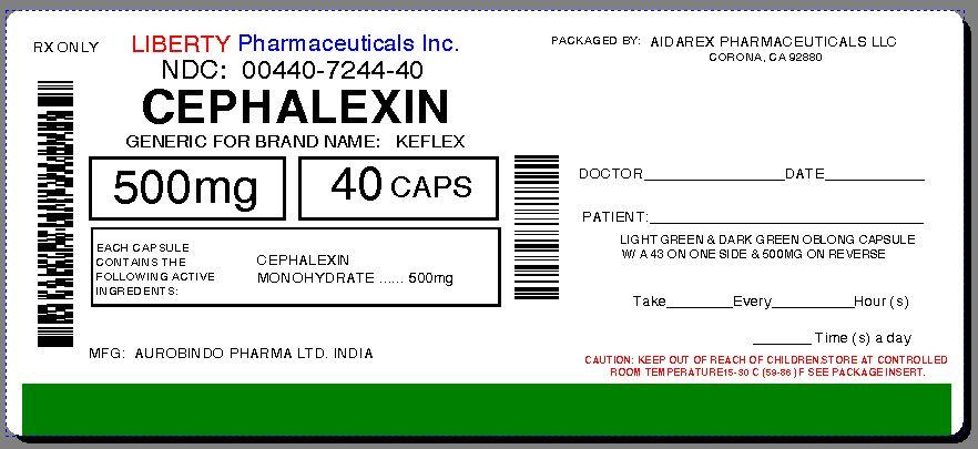 cephalexin 500 mg