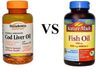 Cod liver oil vs. Fish oil for Bodybuilding, Acne, For dogs