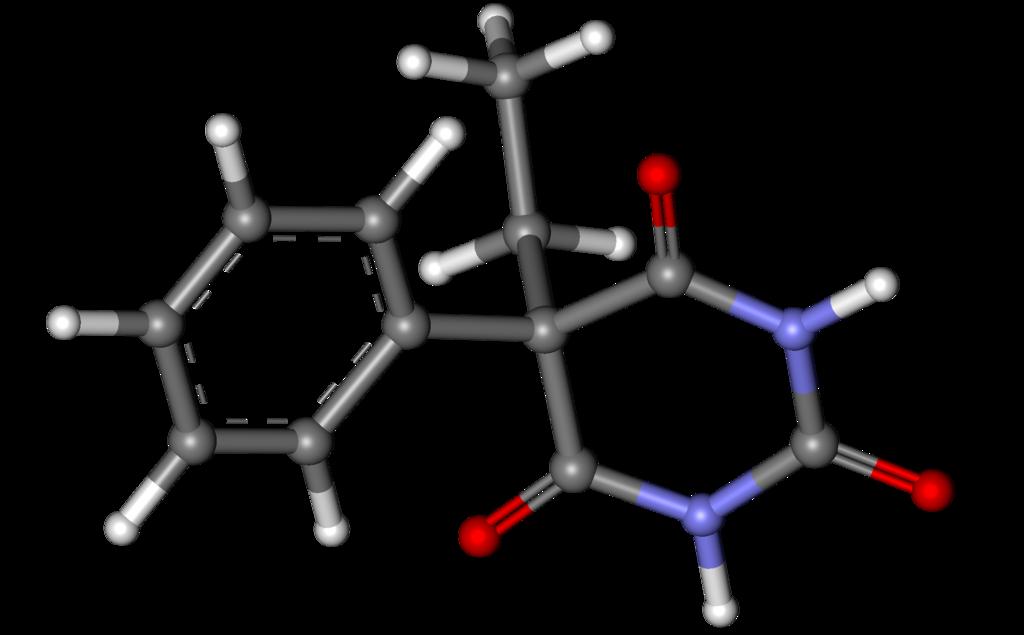 phenobarbital solubility in water