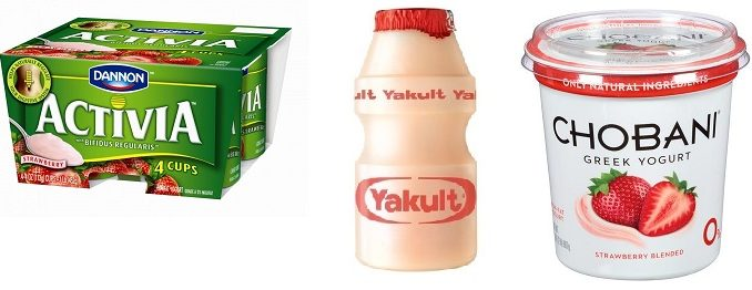 is it ok to eat yogurt while taking azithromycin