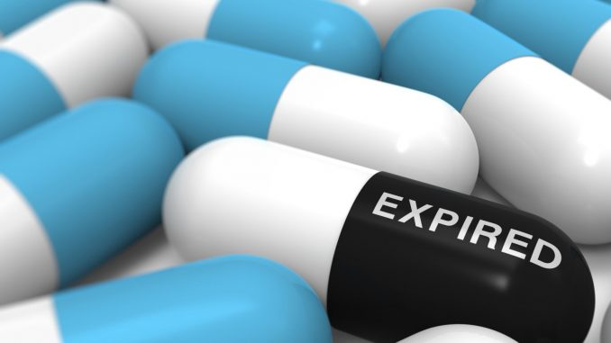 Can I take expired amoxicillin