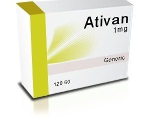 Ativan in urine, blood, saliva, hair for drug test