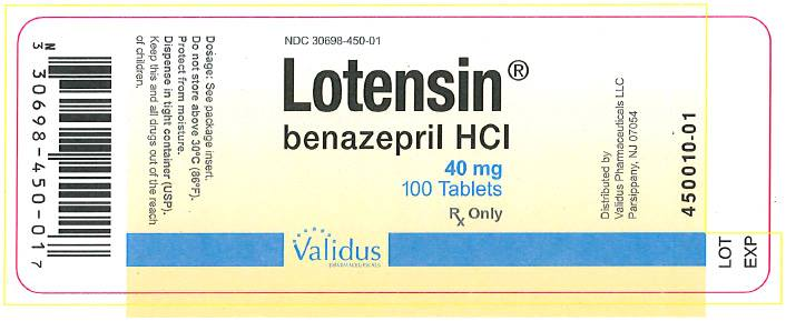 Lotensin (Benazepril): Side Effects, Interactions, Warning, Dosage