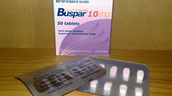 how long does buspirone stay in your system for a drug test