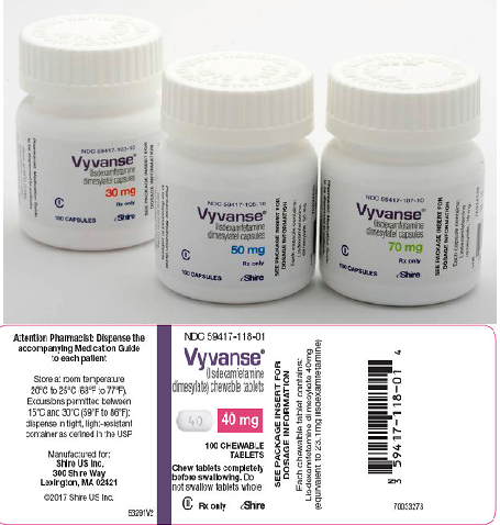 How long does it take for Vyvanse to get out of your urine