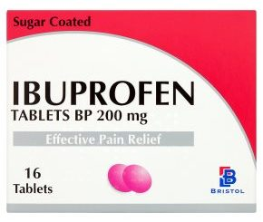 expired ibuprofen side effects