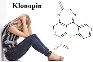 Feeling high off klonopin