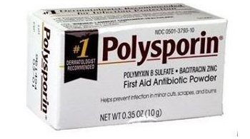 what is polysporin powder used for