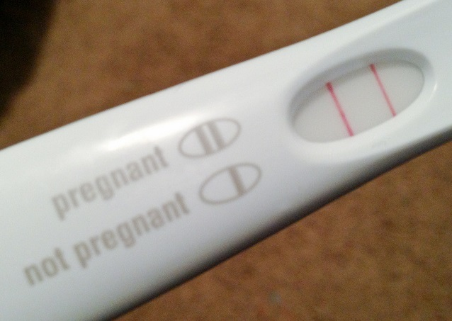 Can you get a false positive on an expired pregnancy test?