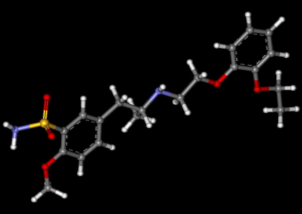 tamsulosin drug class