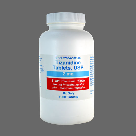 Tizanidine Uses, Dosage, Side Effects