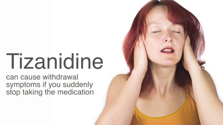 tizanidine hydrochloride recreational use