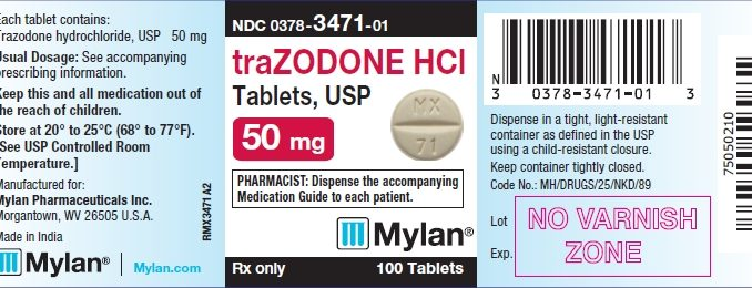 What happens if you overdose on Trazodone?
