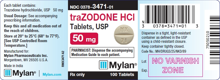 Can you get high off Trazodone 100mg