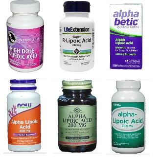 alpha lipoic acid supplement