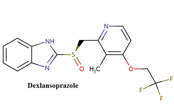 Dexlansoprazole chemical name