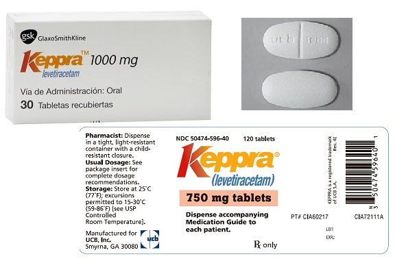 Keppra - Side Effects, Dosage, Interactions