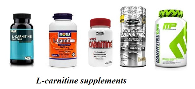 Where does carnitine supplement come from?