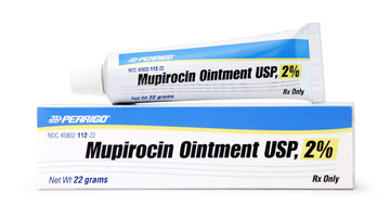 How do you get rid of impetigo? Mupirocin