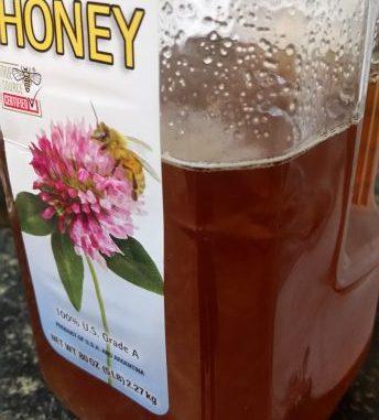 how long honey last