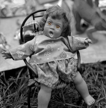 What is the fear of dolls? Pediophobia