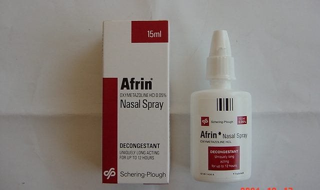 Afrin Sinus (Oxymetazoline) Nasal : Ingredients, dosage, addiction, side effects reviews, VS Flnaose