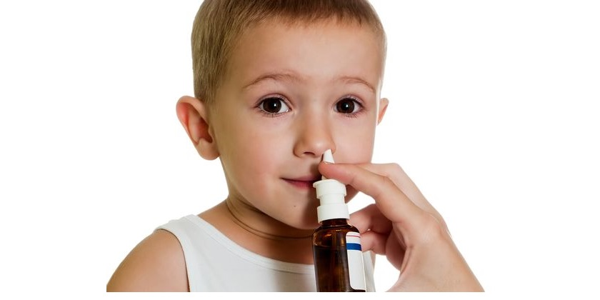can toddlers use nasal spray