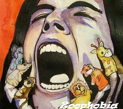 Zoophobia - definition, causes, symptoms, diagnosis, treatments