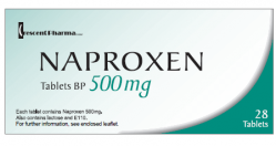 Can you get high off of naproxen 500 mg?