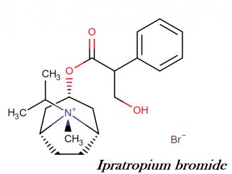 Ipratropium bromide : Drug class, uses, mechanism of action, dosage, side effects, nasal spray