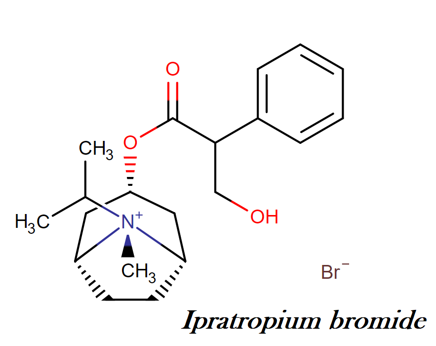 ipratropium bromide chemical name