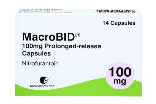 What types of infections does Macrobid treat?
