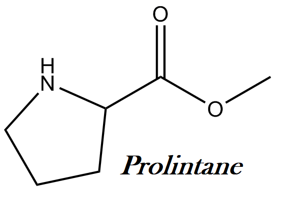 Prolintane IUPAC name, chemical structure, mass, formula