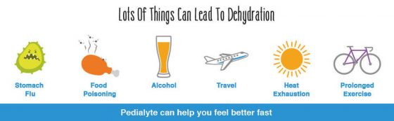 What are the benefits of drinking Pedialyte?