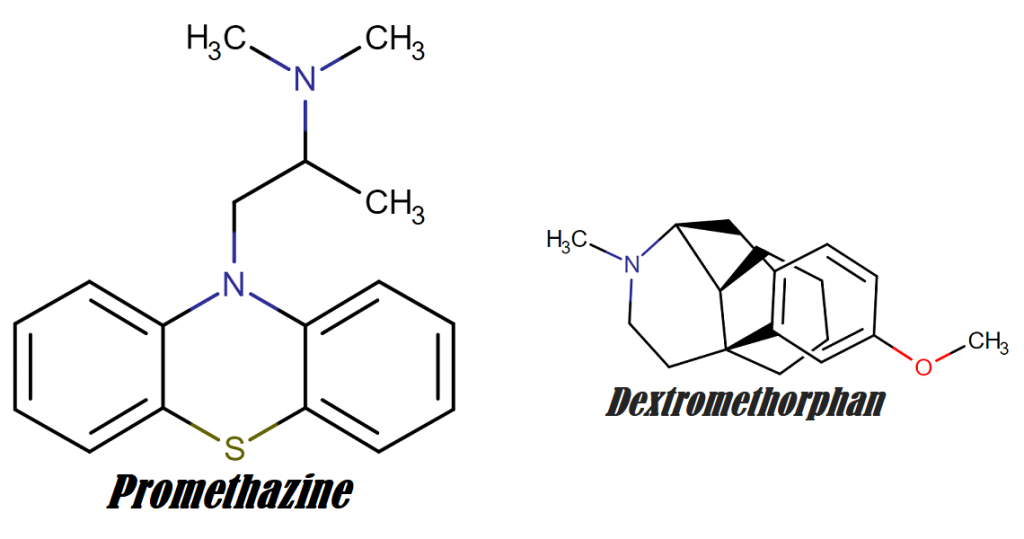 Is promethazine a controlled substance?