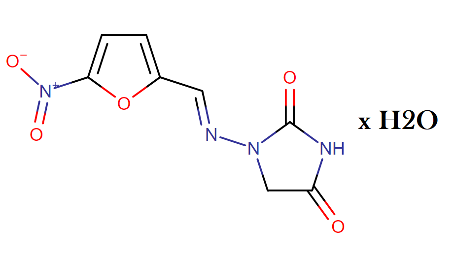 macrobid chemical name : nitrofurantoin