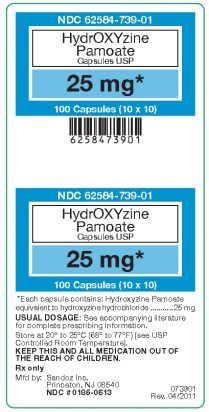 Can u get high off hydroxyzine pamoate?