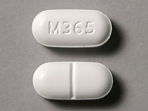 What type of pill is m365?