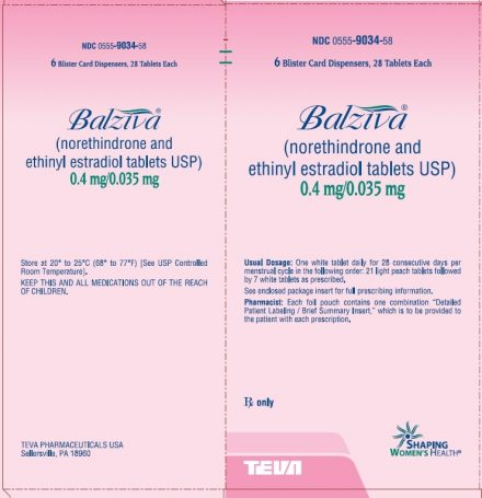 Balziva (28) Oral : Uses, Side Effects, Interactions, Pictures, Warnings