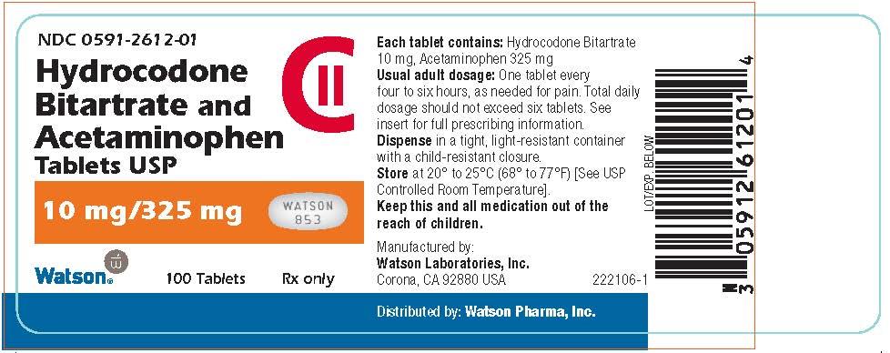 watson 853 white pill