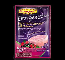 How much sugar is in emergency C?