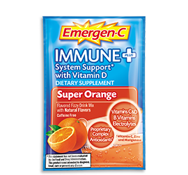 What are the benefits of taking Emergen C?
