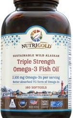 nutrigold triple strength omega-3 gold review