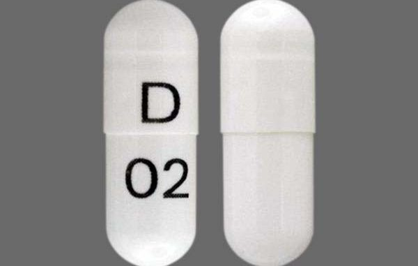 Identify D 02 pill and its drug class, uses, shape, size, overdose and high