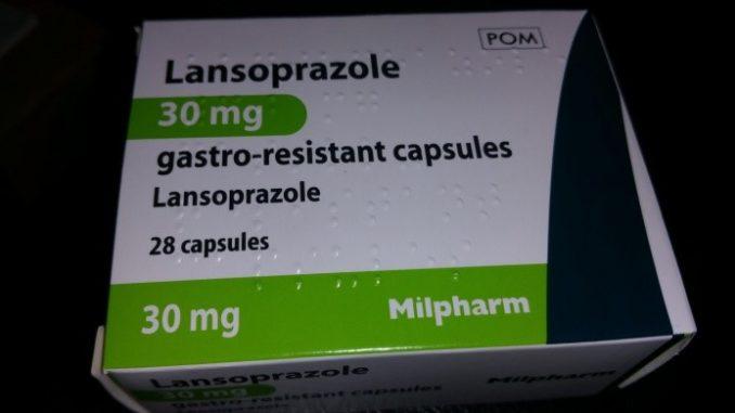 Lansoprazole : Drug class, mechanism of action, uses, dosage, side effects
