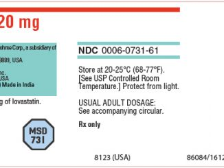 Lovastatin - Drug class, mechanism of action, uses, dosage, side effects