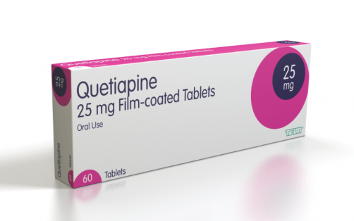 Quetiapine : Mechanism of action, uses, dosage, side effects and overdose