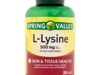 Lysine: Uses, Side Effects, Interactions, Dosage, and Warning